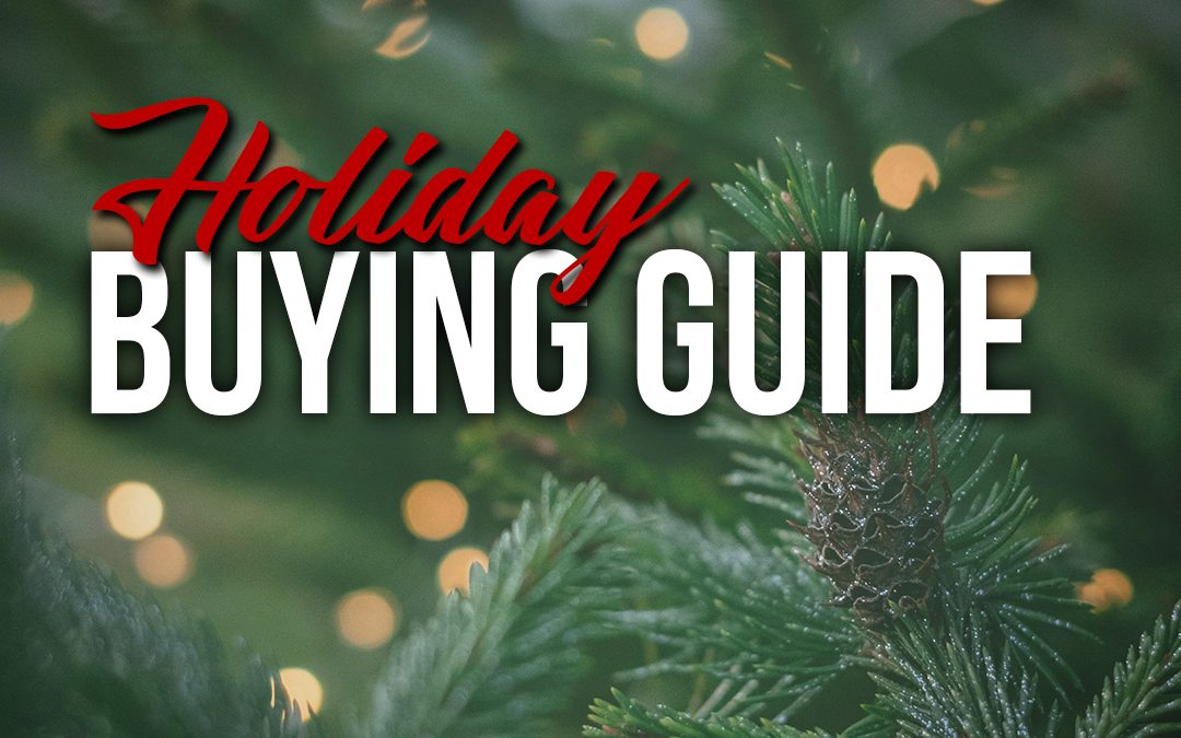 Holiday Buying Guide – 2020